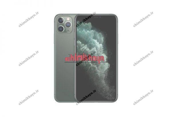 گوشی موبایل اپل مدل ۱۱ پرو با ظرفیت ۵۱۲ گیگابایت
