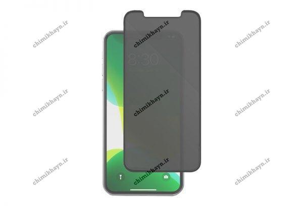 محافظ صفحه نمایش حریم شخصی برای گوشی آیفون X