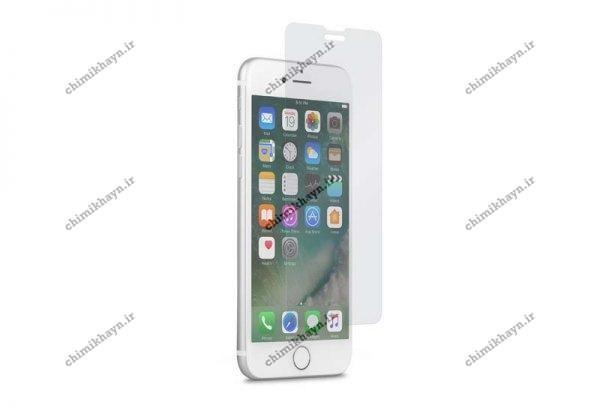 محافظ صفحه نمایش شیشه ای برای گوشی آیفون ۷