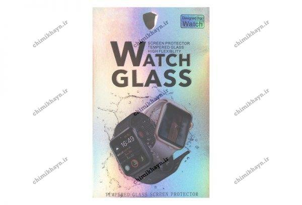محافظ صفحه نمایش شیشه ای برای اپل واچ مدل ۳۸ میلی متری