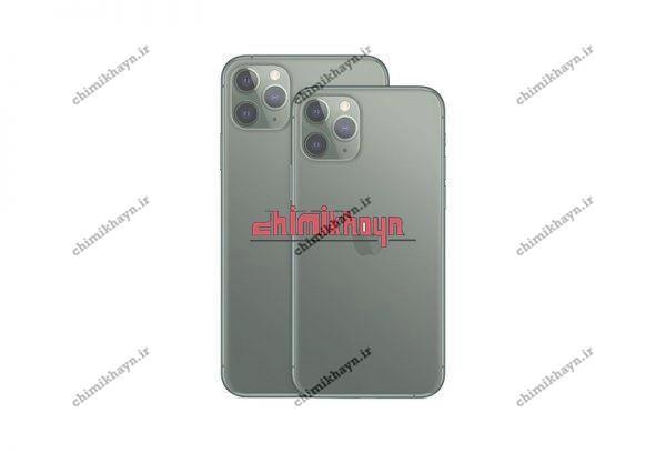 گوشی موبایل اپل مدل ۱۱ پرو مکس با ظرفیت ۲۵۶ گیگابایت