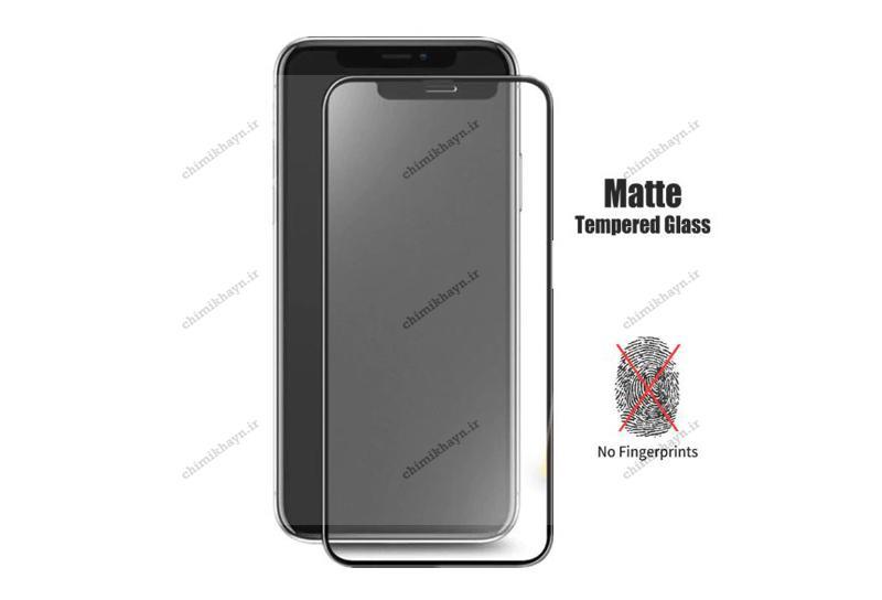 محافظ صفحه نمایش سرامیکی مات برای گوشی آیفون XS MAX