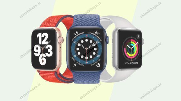 ساعت هوشمند اپل واچ سری 6 با بند اسپرت عکس 7