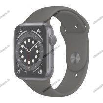 ساعت هوشمند اپل واچ سری 6 با بند اسپرت عکس 3