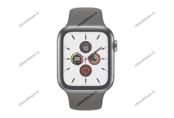 ساعت هوشمند اپل واچ سری SE با بند اسپرت عکس 2