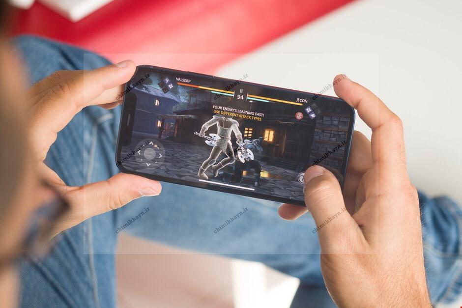 گوشی موبایل اپل مدل آیفون 12 در سایت چی میخواین عکس 10