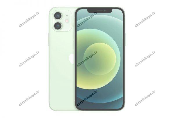 گوشی موبایل اپل مدل آیفون 12 با ظرفیت 128 گیگابایت