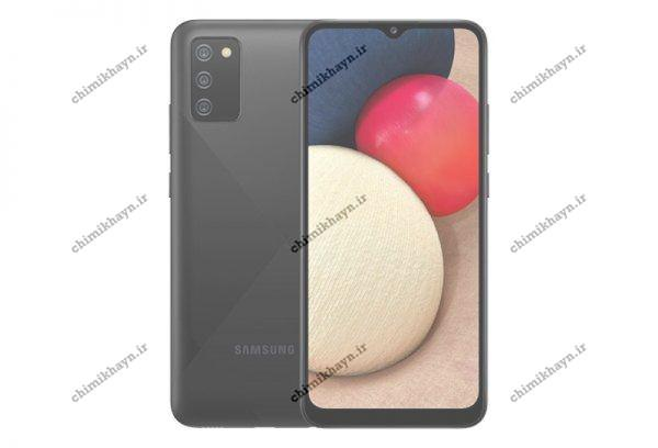 گوشی موبایل سامسونگ مدل A02s در سایت چی میخواین عکس 3