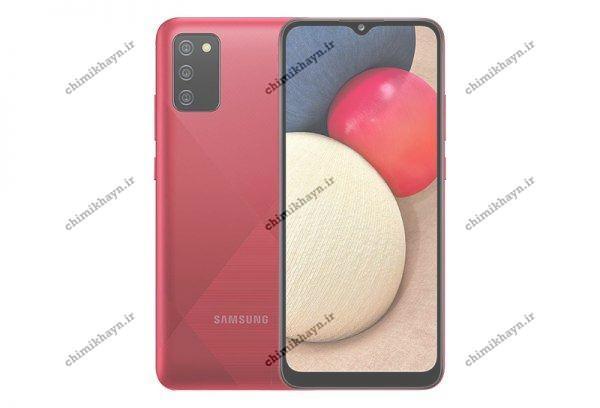 گوشی موبایل سامسونگ مدل A02s در سایت چی میخواین عکس 5