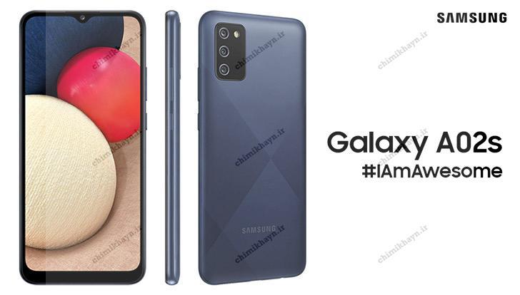 گوشی موبایل سامسونگ مدل A02s در سایت چی میخواین عکس 9