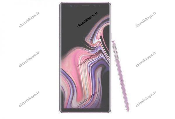 گوشی موبایل سامسونگ مدل نوت Galaxy Note 9 دو سیمکارت با ظرفیت 128 گیگابایت دست دوم